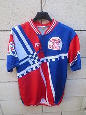 Maillot AMICALE CYCLISTE SAINT-MALO Noret vintage cycling shirt 5 XL