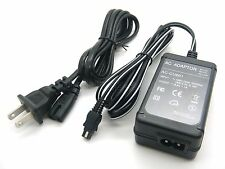AC Power Adapter for AC-L200 Sony HDR-SR8 HDR-SR10 HDR-SR11 HDR-SR12 HDR-TD10 E