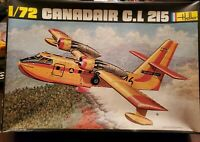 1/72 CANADAIR C.L 215 Scale Model Aircraft kit #304  sealed parts inside