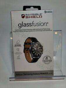 ZAGG Glass Fusion+ Screen Protector for  Samsung Galaxy Watch 3 (41mm)