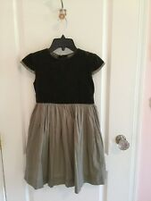 Papo d'anjo  girl's dress Oacar de la renta worn once $$$