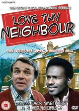 Love Thy Neighbour Series 1 - 8 + Film The Complete Collection Dvd New/Sealed