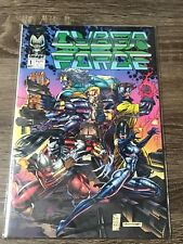 Cyberforce #1 IMAGE COMIC OCTOBER ISSUE #1