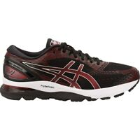 Asics 1011A169 002 GEL-Nimbus 21 Black Classic Red Men's Running Shoes