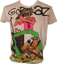 New Gorillaz Demon Days Rock Band T-shirt size M. (gorillaz36)