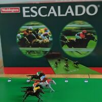 Escalado Horse Racing Game By Waddingtons -  Complete Working Good Condition