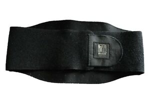 NIKKEN Elastomag BACK Magnetic Wrap MEDIUM with EQL-FIR Excellent Condition~