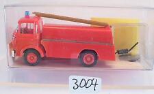 Roskopf 1/87 470 Berliet LKW Feuerwehr neutral OVP #3004