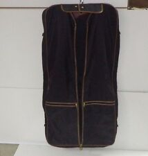 "RUGGED TRAVELER GARMENT BAG SUIT COVER LUGGAGE CLOTHING TRAVEL 46"" FULL SIZE"