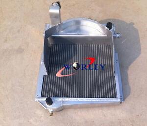 Aluminum Radiator For Austin Healey Sprite Bugeye/MG Midget 948/109