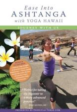 Ease Into Ashtanga With Yoga Hawaii DVD VIDEO MOVIE workout fitness instruction