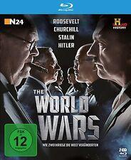 THE WORLD WARS-WIE ZWEI KRIEGE D.WELT VERÄNDERTEN 2 BLU-RAY NEU