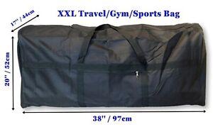 XXL- EXTRA LARGE BIG Gym Bag Duffel Sports Holdall Bag Travel Bag Bedding 97cm