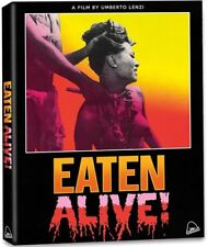 Eaten Alive! [New Blu-ray] With CD, 2 Pack