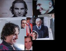 Daniel Day-Lewis 64 pc German Clippings Collection Cover