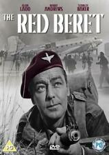 Red Beret 5035822244535 With Harry Andrews DVD Region 2