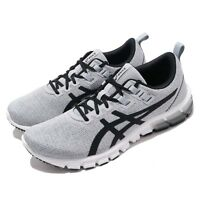 Asics Gel Quantum 90 Grey Black White Men Running Shoes Sneakers 1021A123-020