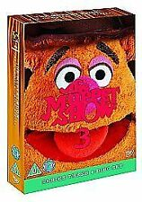 The Muppet Show: Season 3 DVD (2008) Jim Henson cert U 4 discs