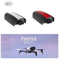 2PC Rechargeable Lipo-Akku mit hoher Kapazität 3100mAh 11.1V für Parrot Bebop 2
