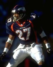 3fffed29c STEVE ATWATER 8X10 PHOTO DENVER BRONCOS PICTURE NFL FOOTBALL CLOSE UP