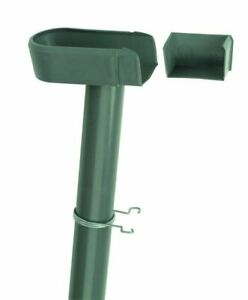 Greenhouse Rainwater Gutter Water Butt Down Pipe Guttering Kit Shed Fits 14mm