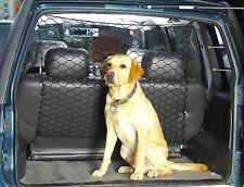 Universal Coche red de seguridad para perros mascotas barrera de viaje para la parte posterior del vehículo arranque