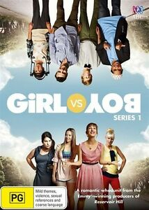 Girl Vs Boy : Season 1 DVD : Region 4 (c2)