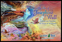 Leanin Tree Greeting 20 Cards Box Set THE ART OF JOSEPHINE WALL