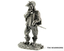 France Musketeer Porthos Tin toy soldiers miniature figurine metal sculpture