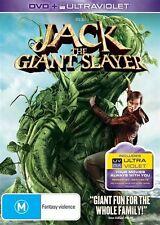Jack The Giant Slayer [DVD], LIKE NEW, Region 4, Fast Next Day Post..6205