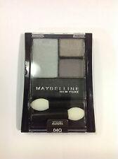 Maybelline Expert Wear Quad Eye Shadow Stylish Smokes 04Q Charcoal Smokes