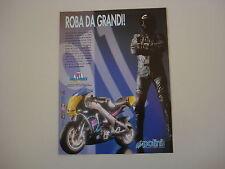 advertising Pubblicità 1996 MOTO POLINI MOTORI 911 DREAMBIKE