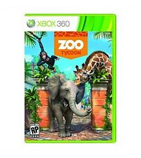 Zoo Tycoon RE-SEALED Microsoft Xbox 360 GAME