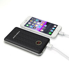 50000mAh Double USB LED LCD Power Bank External Backup Battery Charger For Phone