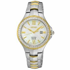 Seiko Women's Couture Diamond Collection Solar Model# SUT240