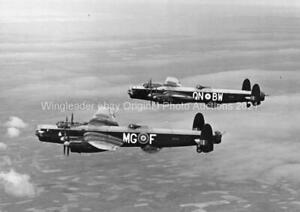 AVRO LINCOLN - ORIGINAL AVIATION PHOTO-MOYES & BOWYER COLLECTIONS