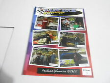 #MISC-2911 vintage car racing program - 2011 LADY LUCK SPEEDWAY YEARBOOK