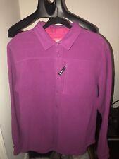 Supreme Polartec Fleece Shirt XLARGE