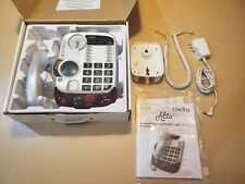 Clarity Alto Amplified Corded Phone Extra Loud with BIG BUTTONS and Speakerphone