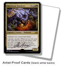 Artist Proof MAELSTROM WANDERER, from PlaneChase Anthology  MTG, Magic BAXA