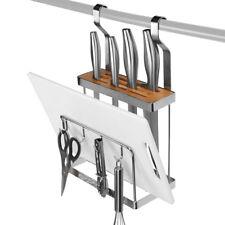 Sortwise® Knife Bar Rack Wall Mount Kitchen Utensils Holder Organizer Storage