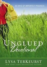 Unglued Devotional : 60 Days of Imperfect Progress by Lysa TerKeurst and Zonderv