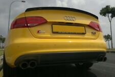 AUDI A4 B8 BOOT SPOILER DTM || Best quality || Best Look ||