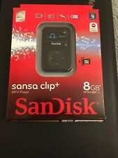 SanDisk Sansa Clip+ 8 GB MP3 player, Rockbox 3.15.