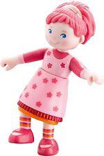 HABA Little Friends Puppe Lilli 300512 Ab 3 Jahren Puppenhaus + BONUS