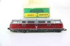 Minitrix Spur N 51 2061 00 Diesellok BR 221 137-3 der DB in OVP (RC1743)