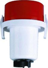 Rule Marine 25DR 500 GPH Replacement 12V Motor Cartridge For Bilge Pumps
