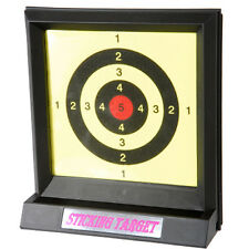 HFC AIRSOFT SQUARE PORTABLE SHOOTING STICKY TARGET w/ BB TRAY Pistol Rifle Gun