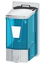 AVIVA ® Mini Flüssigseifenspender 250 ml / Blau / Neu / Wandmontage / Aktion