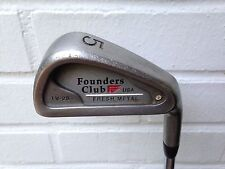 Founders Club TV-3S Fresh Metal 5 iron w founders steel shaft free shipping